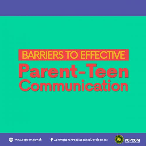 Barriers to Effective Parent-Teen Communication